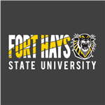 Fort Hays State University - White/Gold