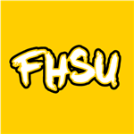FHSU Sketched - White/Black