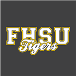 FHSU Tigers - White/Gold