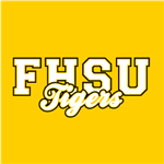 FHSU Tigers - White/Black