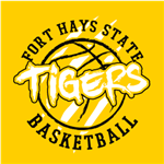 FHSU Basketball - White/Black