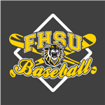 FHSU Baseball - Gold/White