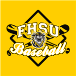 FHSU Baseball - Black/White