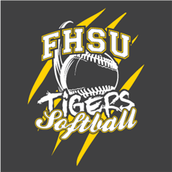 FHSU Softball - Gold/White