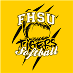 FHSU Softball - Black/White