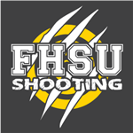 FHSU Shooting - White/Gold