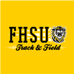 FHSU Track & Field - Black/White