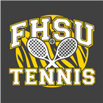 FHSU Tennis - Gold/White